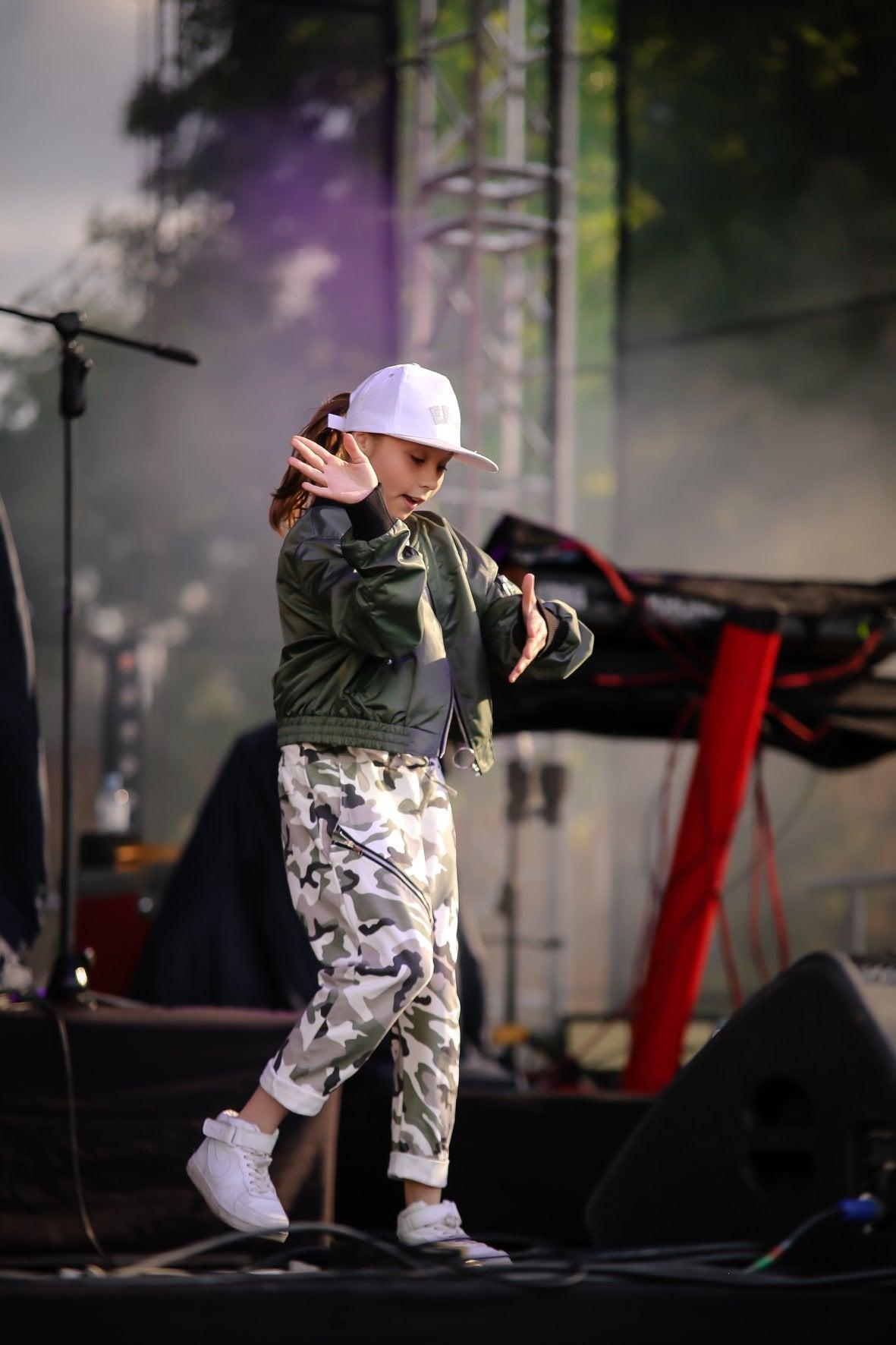 szkoła tańca hip hop warszawa wołomin