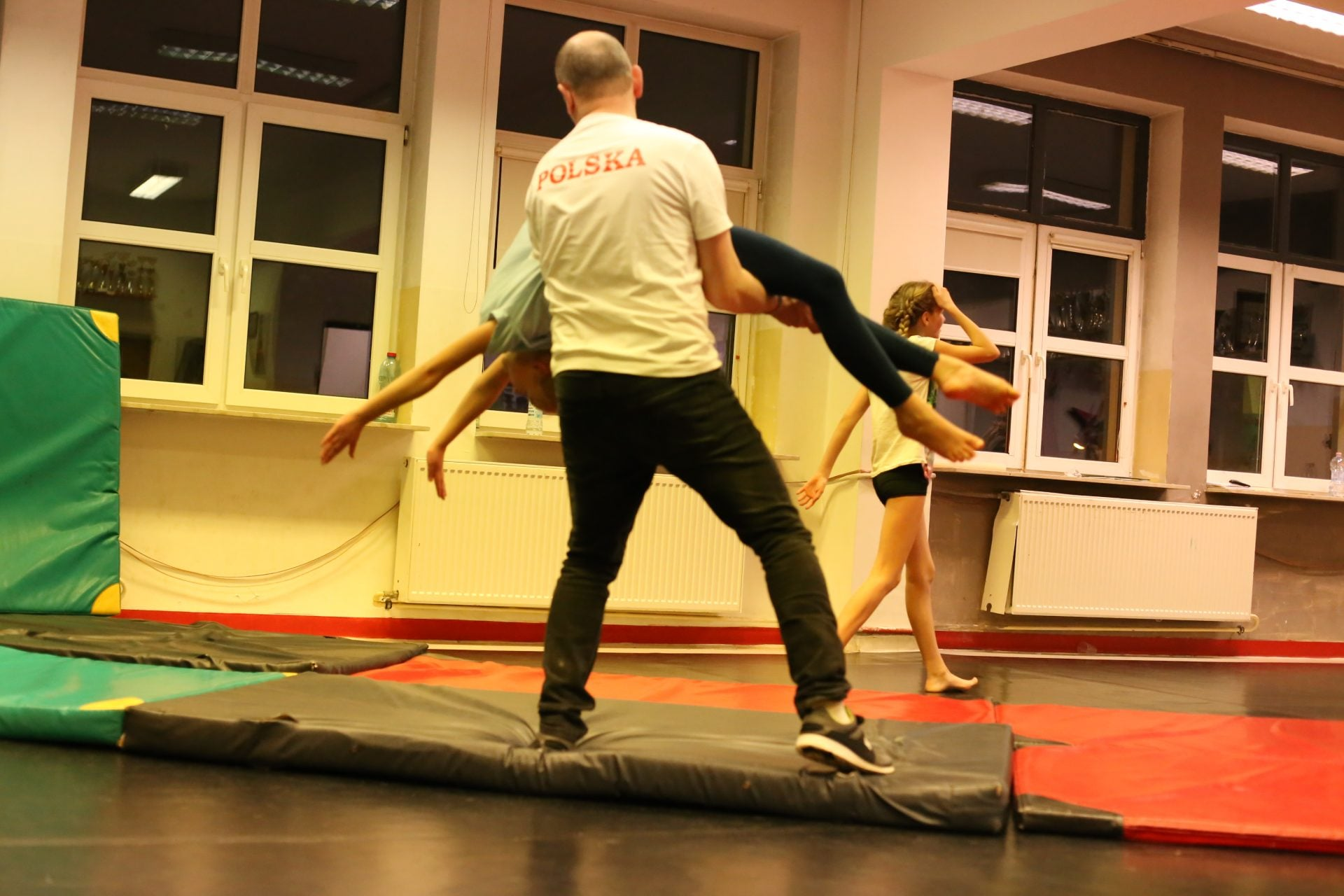 akrobatyka wołomin