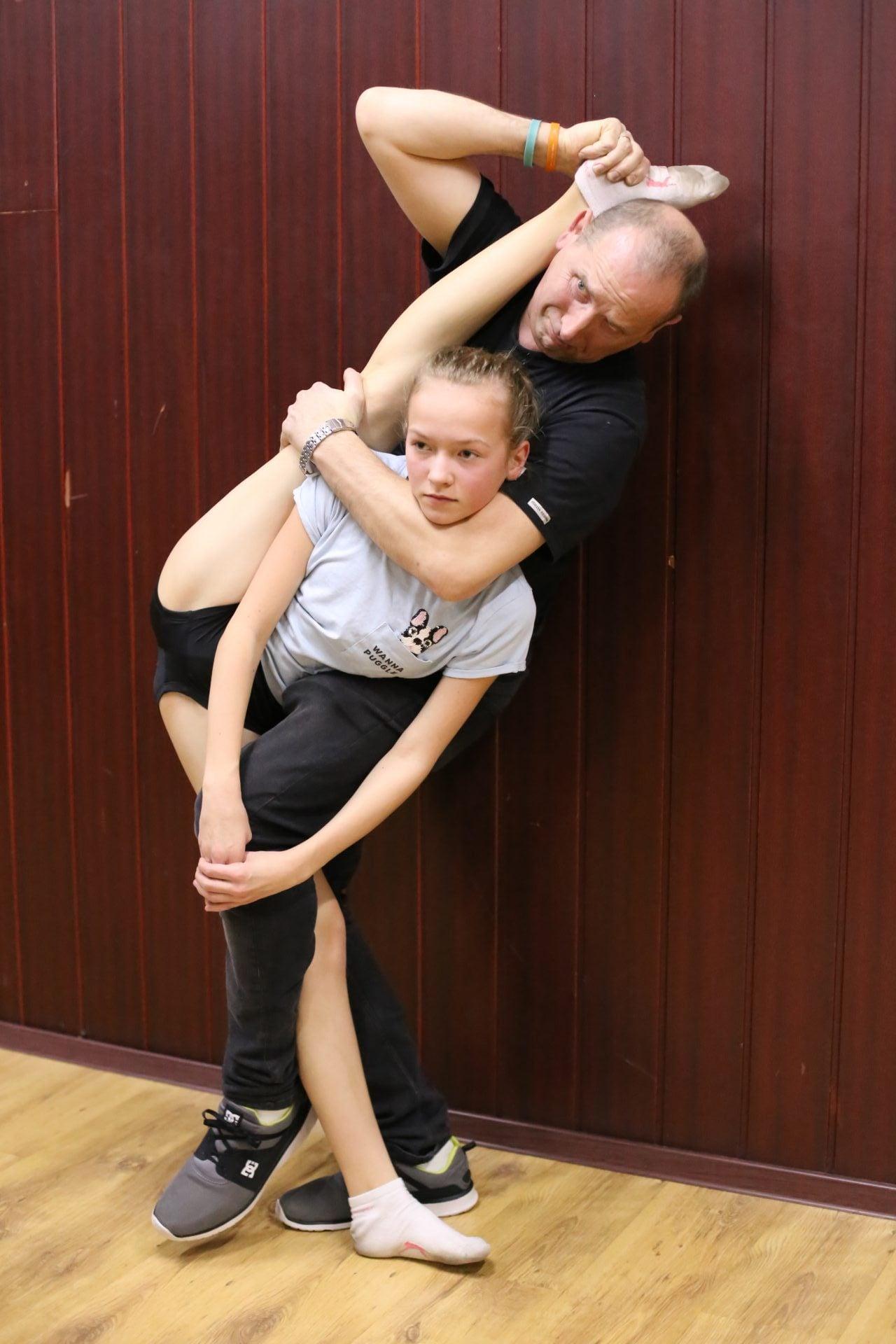 zajęcia taneczne dla dzieci wołomin