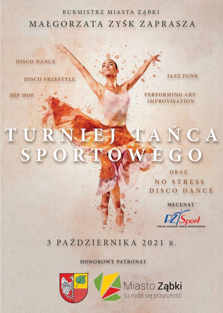 Turniej Tańca Sportowego 2021